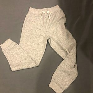 Boys Light Gray Jogger NWOT